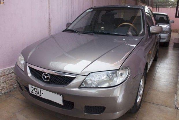 Bán xe ôtô Mazda 323 classic 2003 tại Xã Đak Đoa, Đăk Đoa Xe nguyên bản, các chức năng hoạt động tốt, đồ chơi đầy đủ, lốp mới, siêu tiết kiệm nhiêu liệu