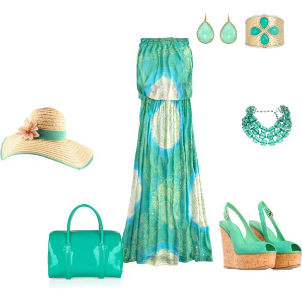 Ocean, created by stacie-fetterly-bonner on Polyvore