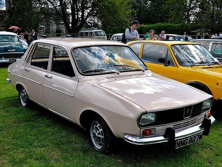 Renault 12ts Cool Cars Vintage Cars Car
