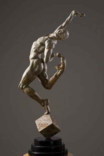 """Leap of Faith, Third Life"" by Richard MacDonald"