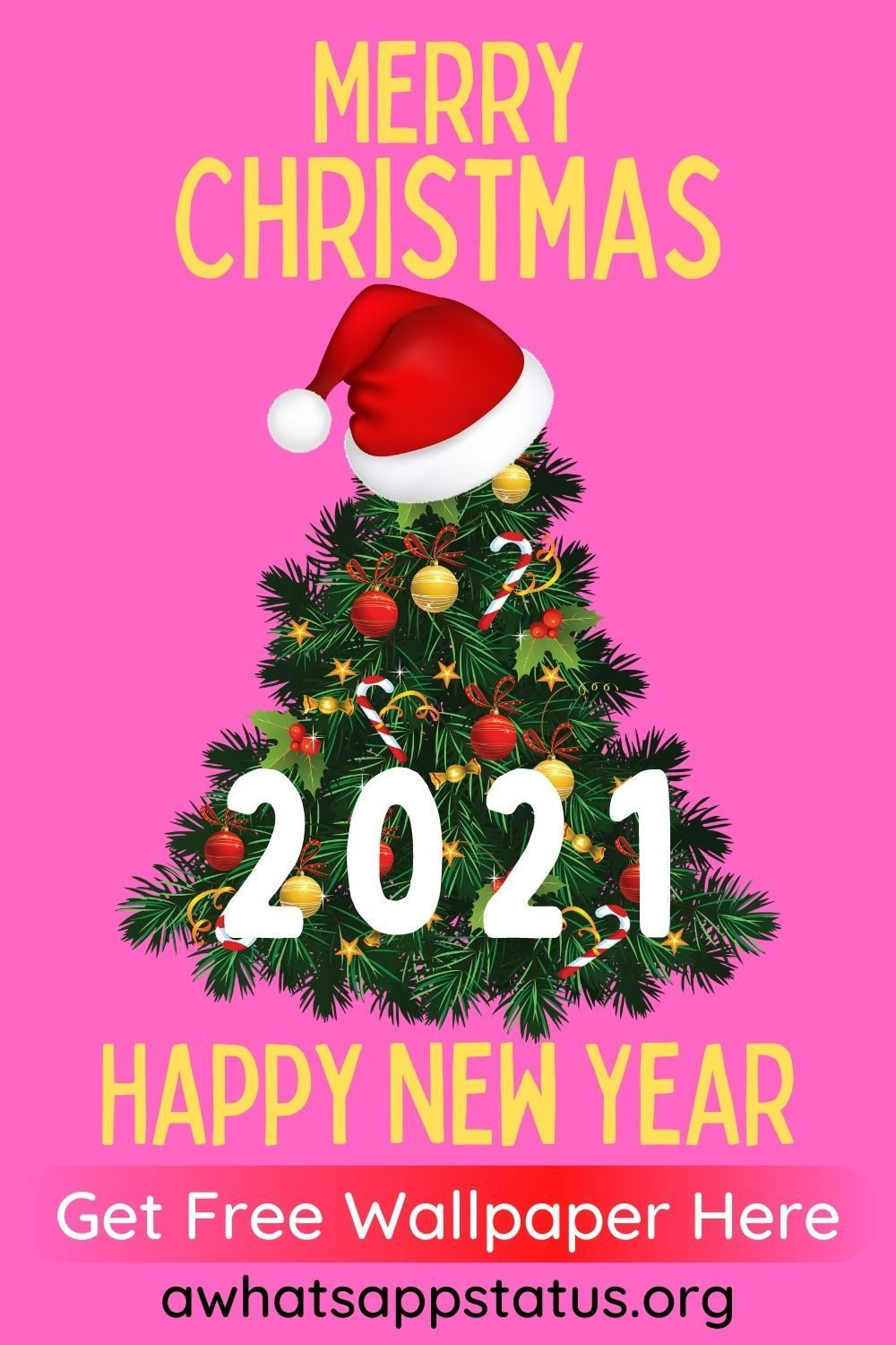 15 Merry Christmas And Happy New Year 2021 Wallpaper Well Decorate Happy New Year 2021 Wallpapers Merry Christmas And Happy New Year New Year 2021 Wallpaper