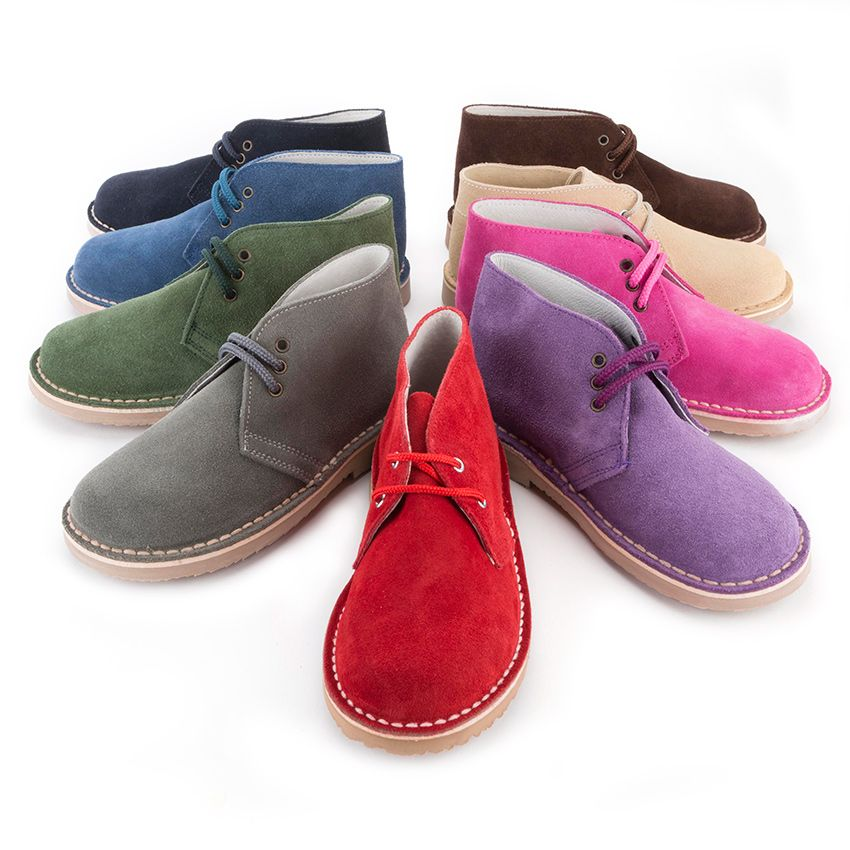37fdbed7c66 Zapatos de colores de Pisamonas.
