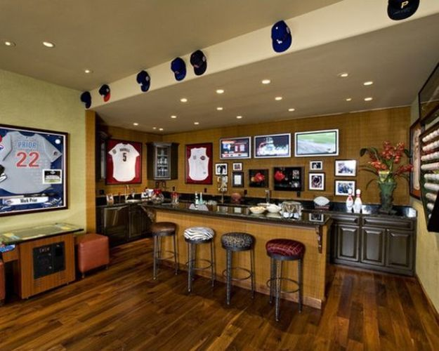 48 Awesome Basement Bar Ideas And How To Make It With Low Bugdet Gorgeous Basement Designers