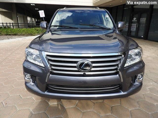 Used 2014 Lexus Lx 570 Gcc Specs Lexus Suv Cars For Sale