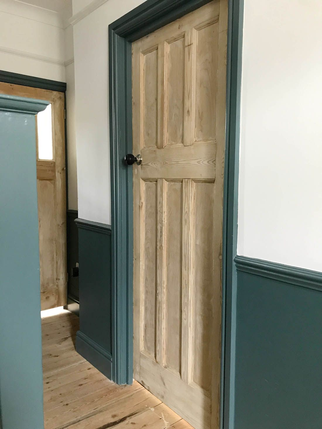 Our unfinished hallway and need for storage – Apartment ...