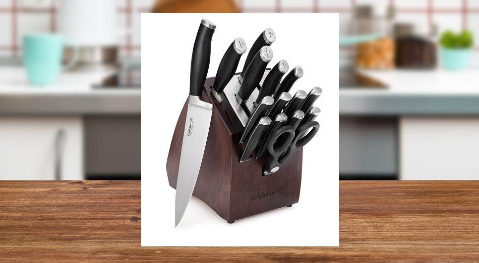 Calphalon recalls 2 million knives that can break