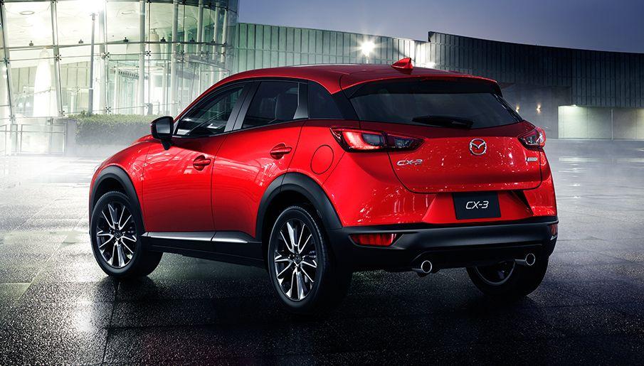 Yepyeni Mazda Cx 3 Skyactiv Teknolojisi Ile Cok Yakinda Geliyor