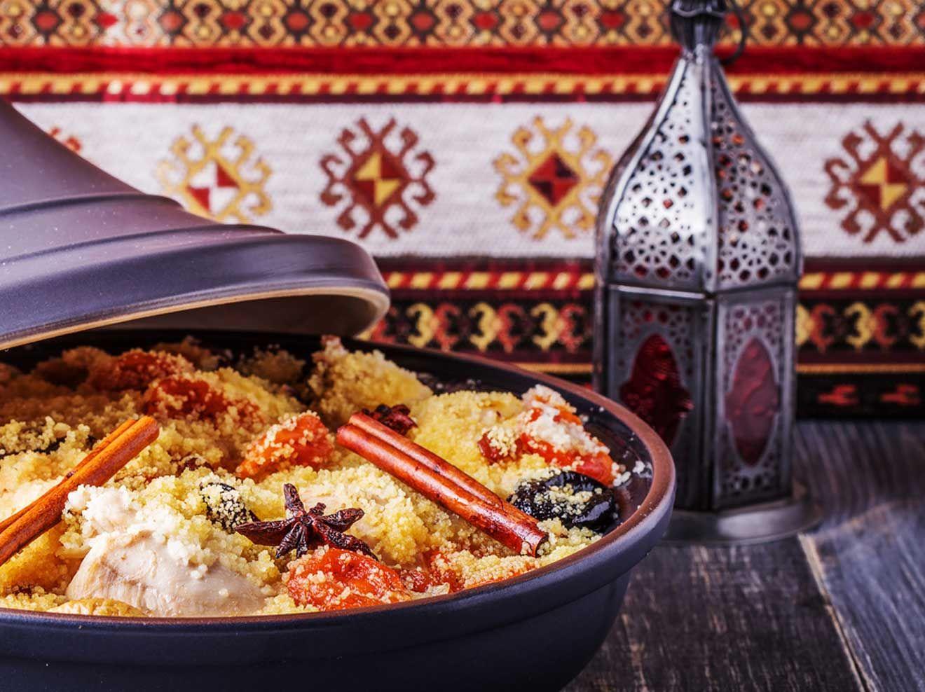 Marokkanische Küche: 4 einfache, unwiderstehliche Rezepte ...