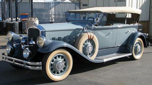 Charlie Chaplin S 1929 Pierce Arrow Car For Sale On Ebay Classy