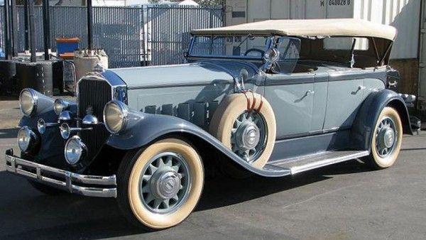 Charlie Chaplin S 1929 Pierce Arrow Car For Sale On Ebay Classy Cars Classic Cars Antique Cars