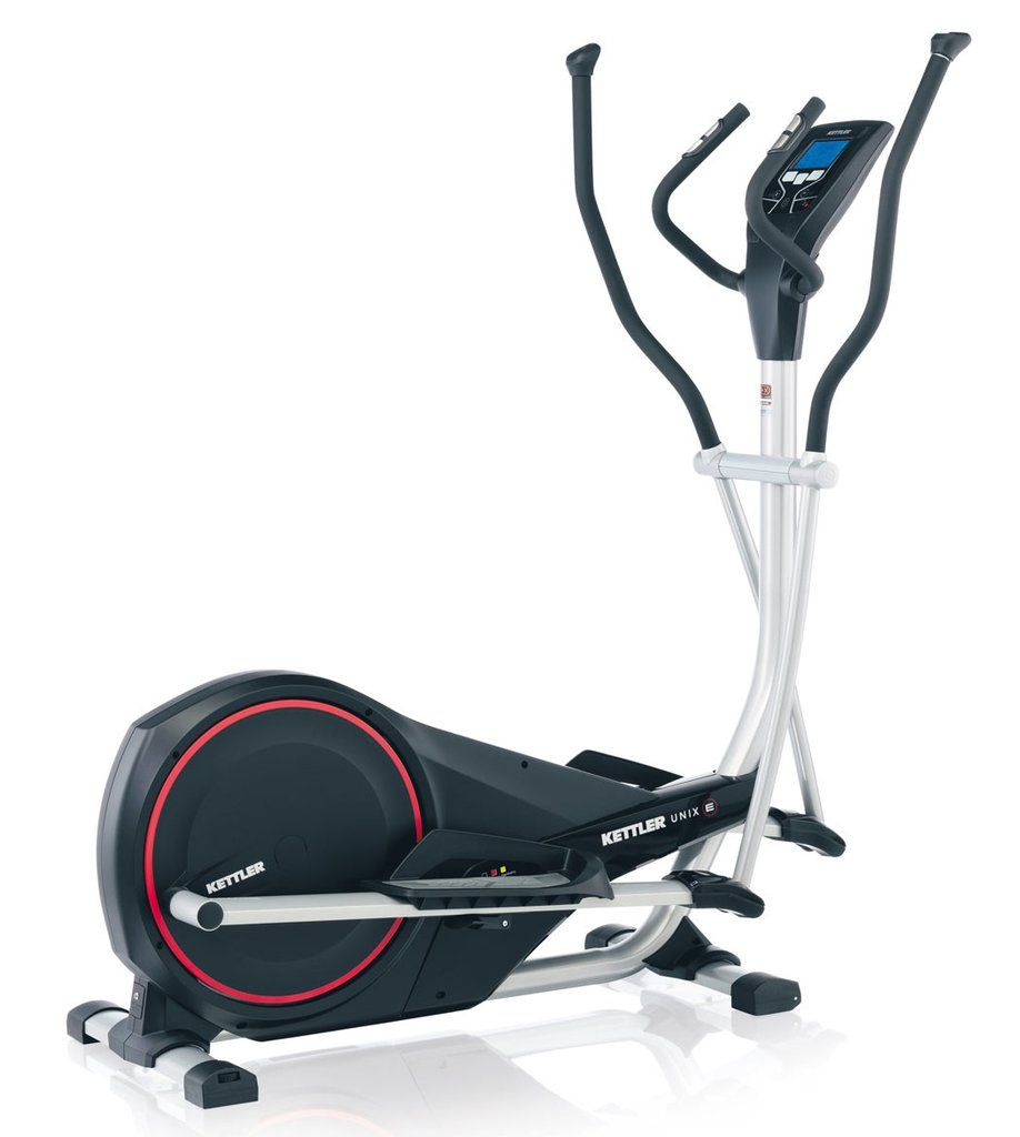Kettler Fitness Kettler Usa Unix E Elliptical Trainer 7670 160 Elliptical