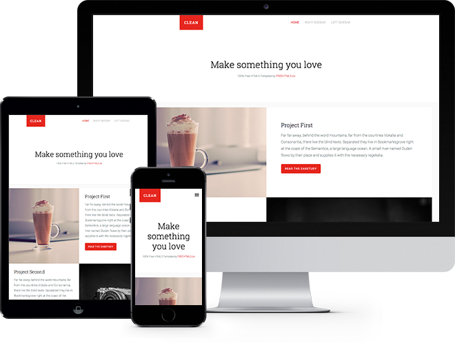 Union: Free HTML5 Bootstrap Template - Free Responsive HTML5 ...