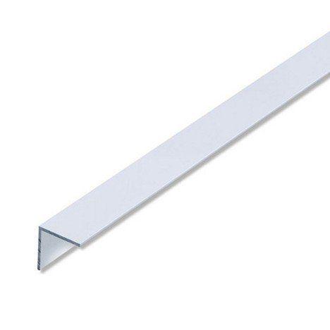 Cornière égale Aluminium Anodisé L2 M X L1 Cm X H1 Cm