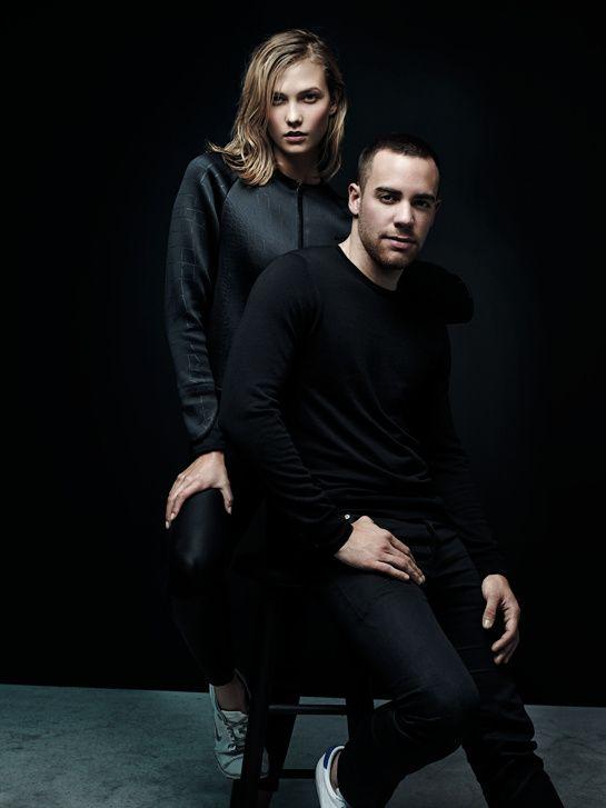 La collab Pedro Lourenço x Nike x Karlie Kloss http://www.vogue.fr/beaute/buzz-du-jour/diaporama/pedro-lourenco-x-nike-x-karlie-kloss/20885