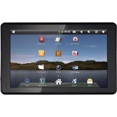 Sylvania 7 inch Android Express Plus Tablet 2GB Price