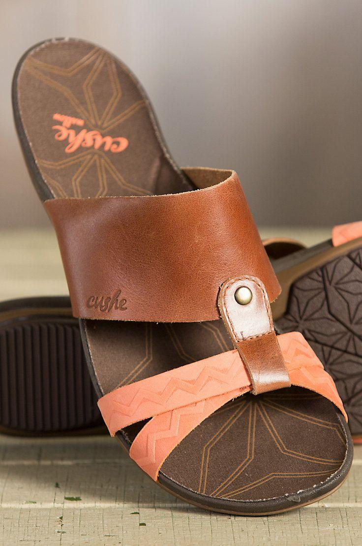 58769493020c Women s Cushe Coquira Leather Sandals
