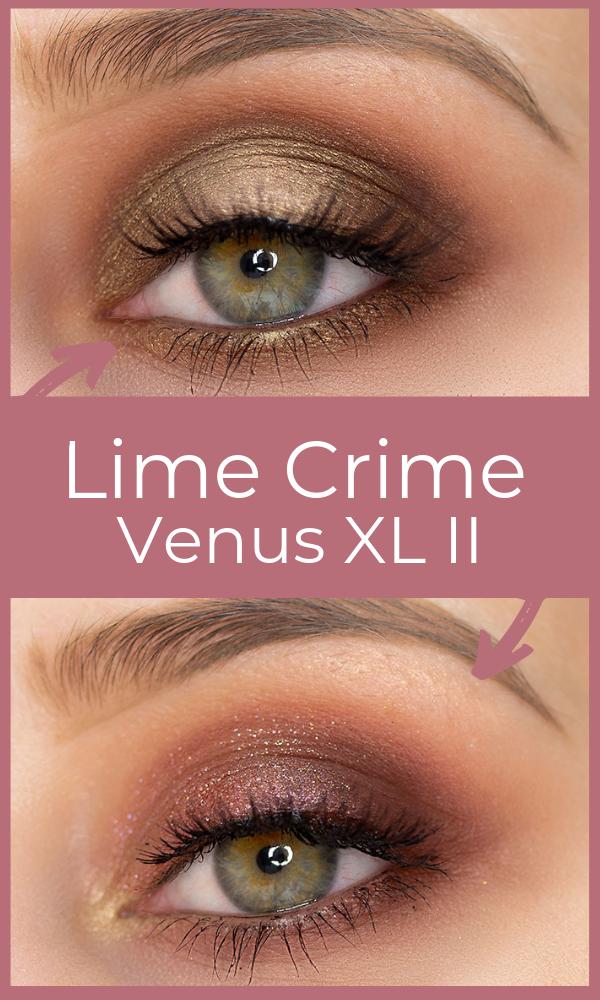 Photo of Lime Crime Venus XL II AMU