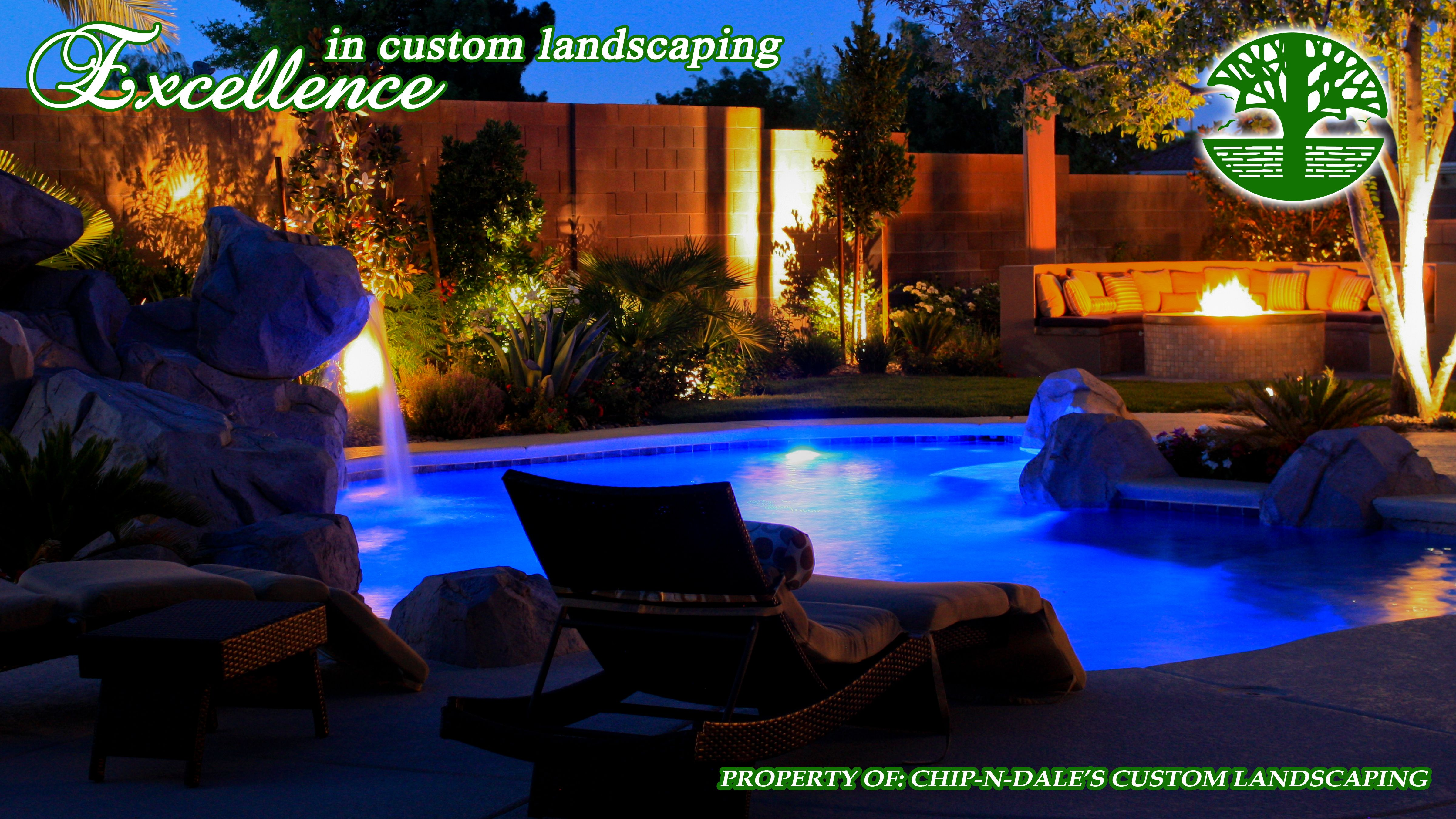 custom landscape lighting ideas. Low Voltage Landscape Lighting By Chip-N-Dale\u0027s Custom Landscaping Ideas