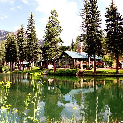The Ranch At Emerald Valley, Colorado Springs, CO   Best Cabins For  Getaways   Sunset Mobile