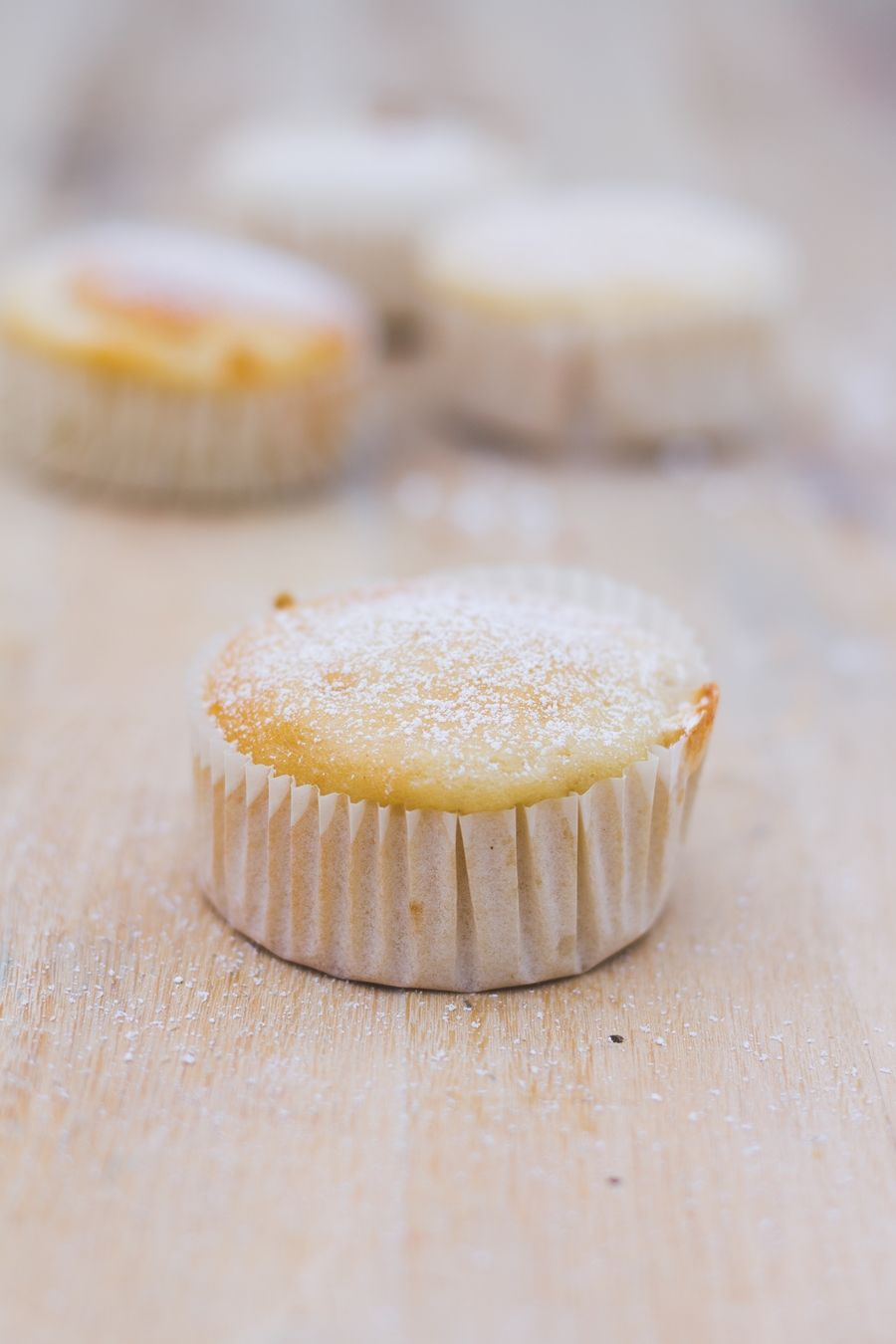 Photo of Vegan lemon muffins // super juicy & easy to prepare