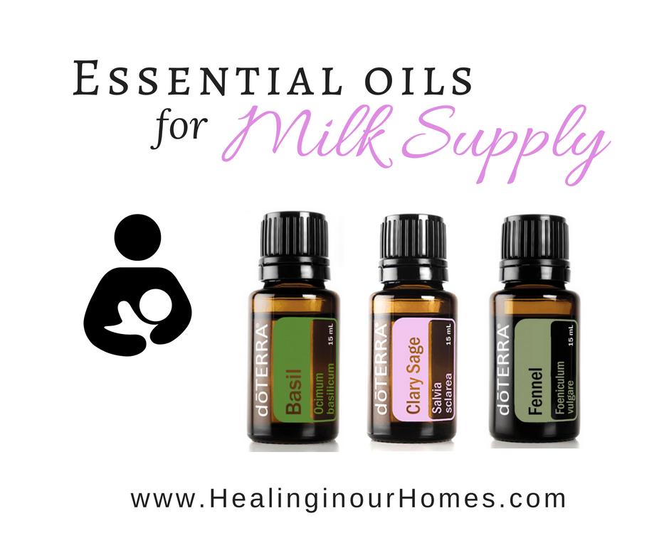 DoTERRA Essential oils for Breastfeeding | doTERRA for ...