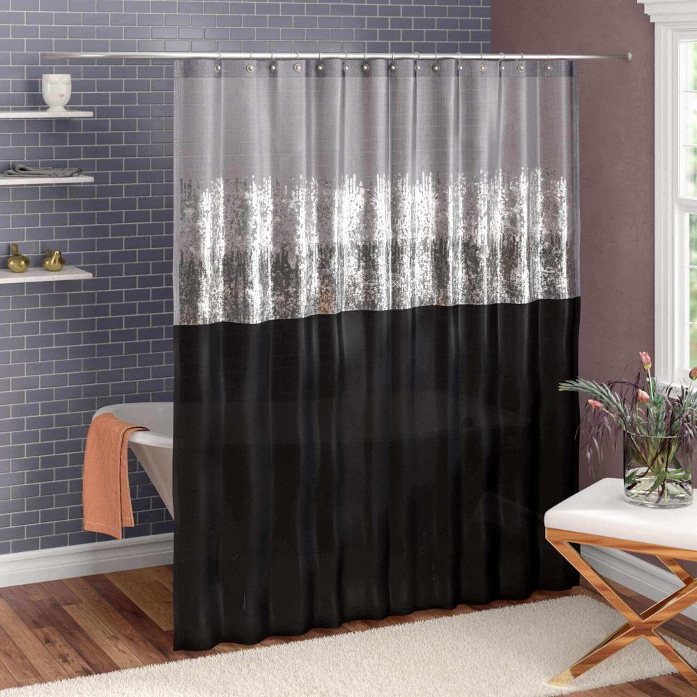 Unique And Modern Shower Curtains Design Ideas Modern Shower