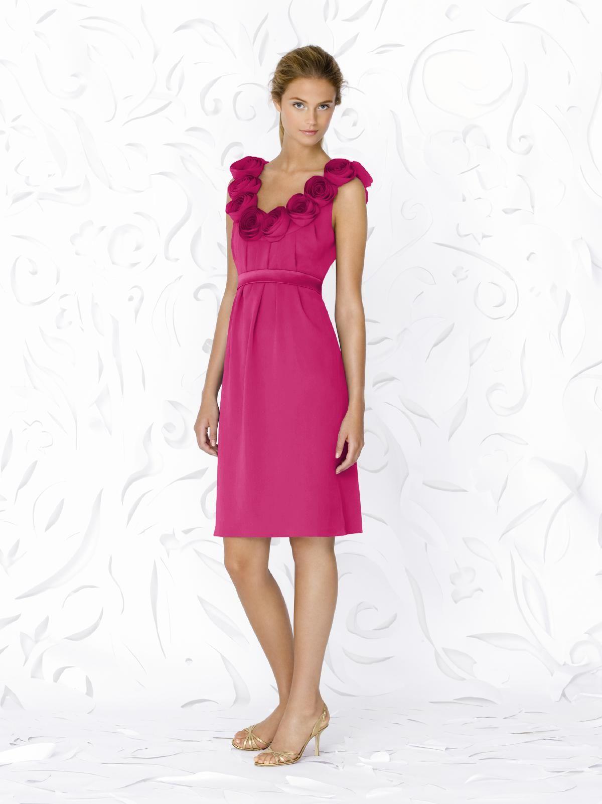 Lela Rose Style LR102: The Dessy Group   Bridesmaids   Pinterest