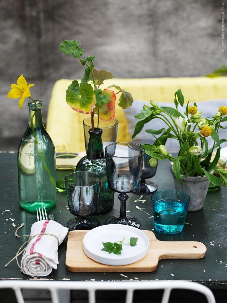 solklara v rfavoriter livet hemma ikea gedeckter tisch tablescape pinterest. Black Bedroom Furniture Sets. Home Design Ideas