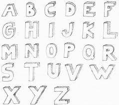 Explore Bubble Letters, 3d Letters, and more!