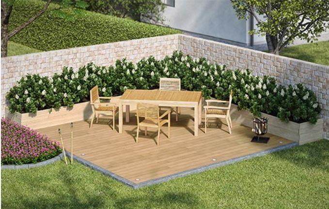 Garten sitzecke grillplatz gestalten obi gartenplaner pinterest garten garten ideen und - Sitzecke garten gestalten ...