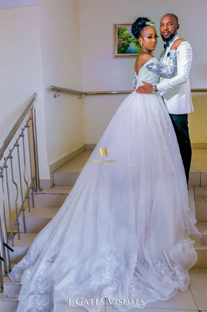 Theyoswedding was lit see all the stunning photos from yetunde