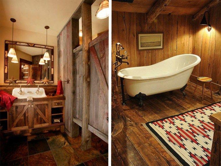 Rustikal sinkt Ideen für jede Art von Badezimmer Bad 2019 Pinterest