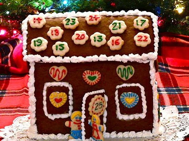 Gingerbread houses to make with your kids! 10 fun ideas Kid, Other