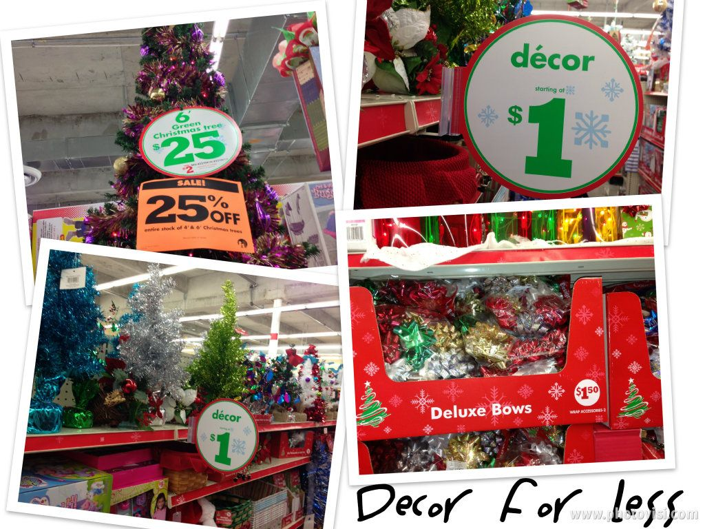 decor for less family dollar