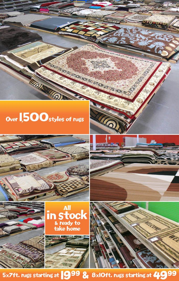 Rugs Curtains Decorations Etc