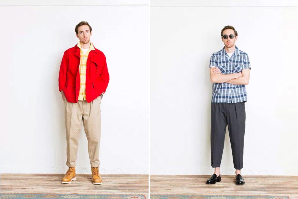 Beams Plus Spring/Summer '17 Lookbook | menswear | Summer
