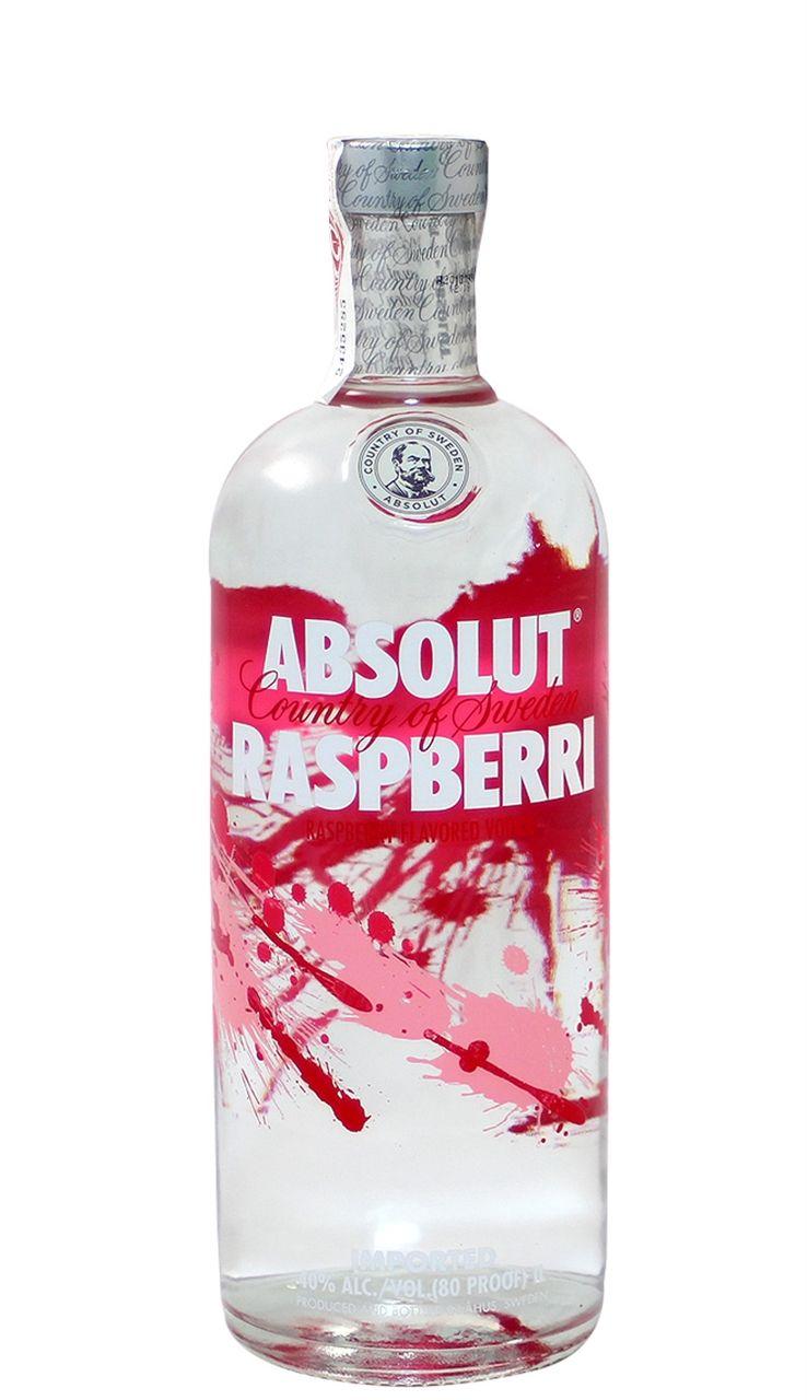 Mostrar Detalles Para Vodka Absolut Raspberri 1l Gin Tonic