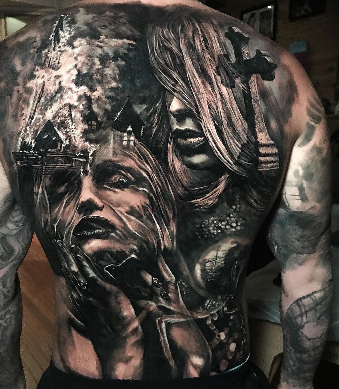 Pin von Steffen Ruediger auf Tattoos | Tatuajes en la ...