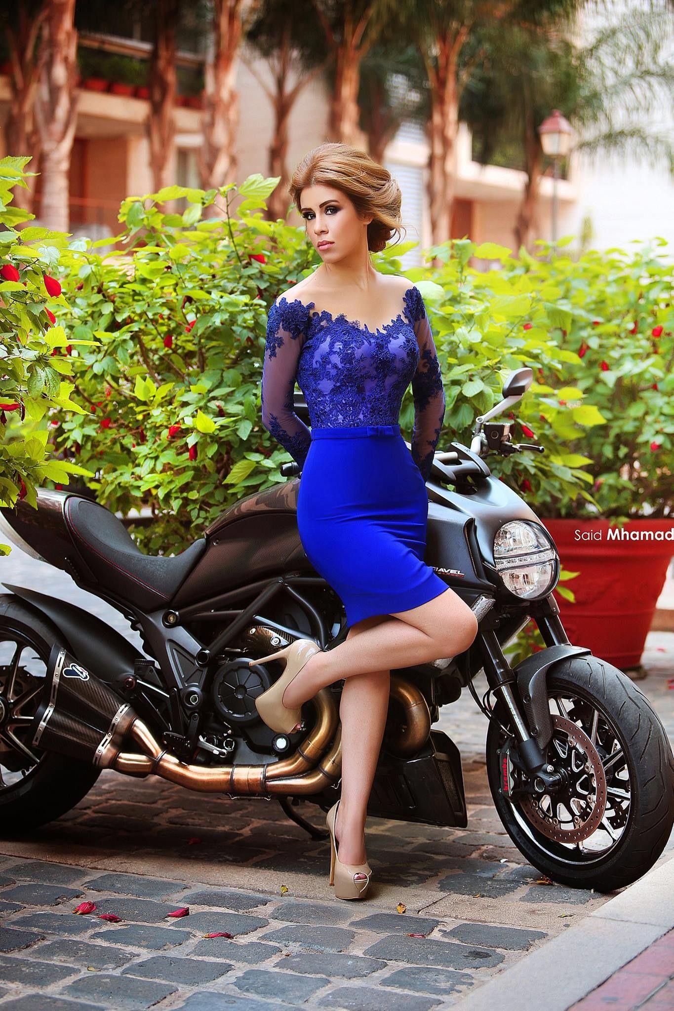 Lace dress royal blue  Blue lace dress Photographed by said mhamad     dresses