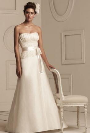 Paloma Blanca Style #3851 Size 10 - Used Wedding Dresses ...