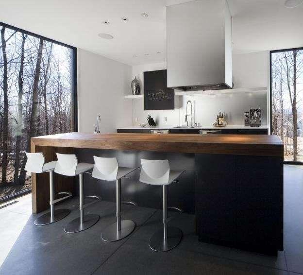 Cucine di lusso moderne - Cucina di lusso moderna chic e raffinata ...