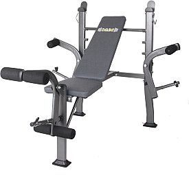 Body Champ Standard Weight Bench With Butterfly Weight Benches Abs Workout Gym No Equipment Workout