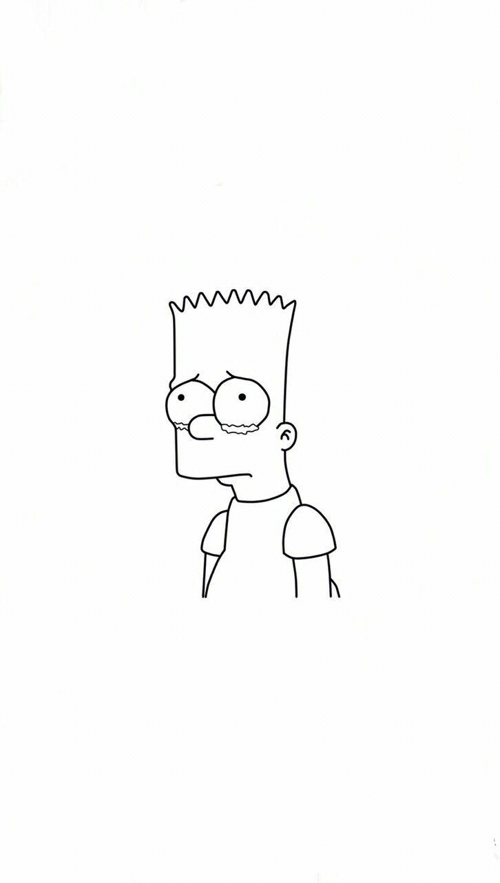 Pin By Jagoda Sobolewska On 22 Disney Art Drawings Simpsons Drawings Art Drawings Simple