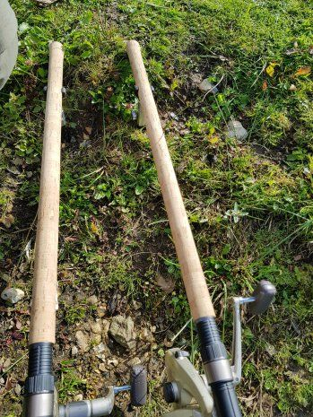 Fox Warriors 12ft 3 25 Tc Carp Rods Coarse Fishing Tackle