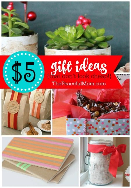 5 Christmas Gift Ideas That Don T Stink The Peaceful Mom Affordable Christmas Gifts Employee Christmas Gifts Budget Christmas Gifts