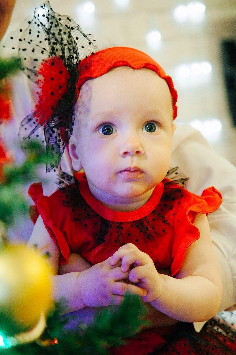 Happy new year, Christmas baby, Christmas photoshoot