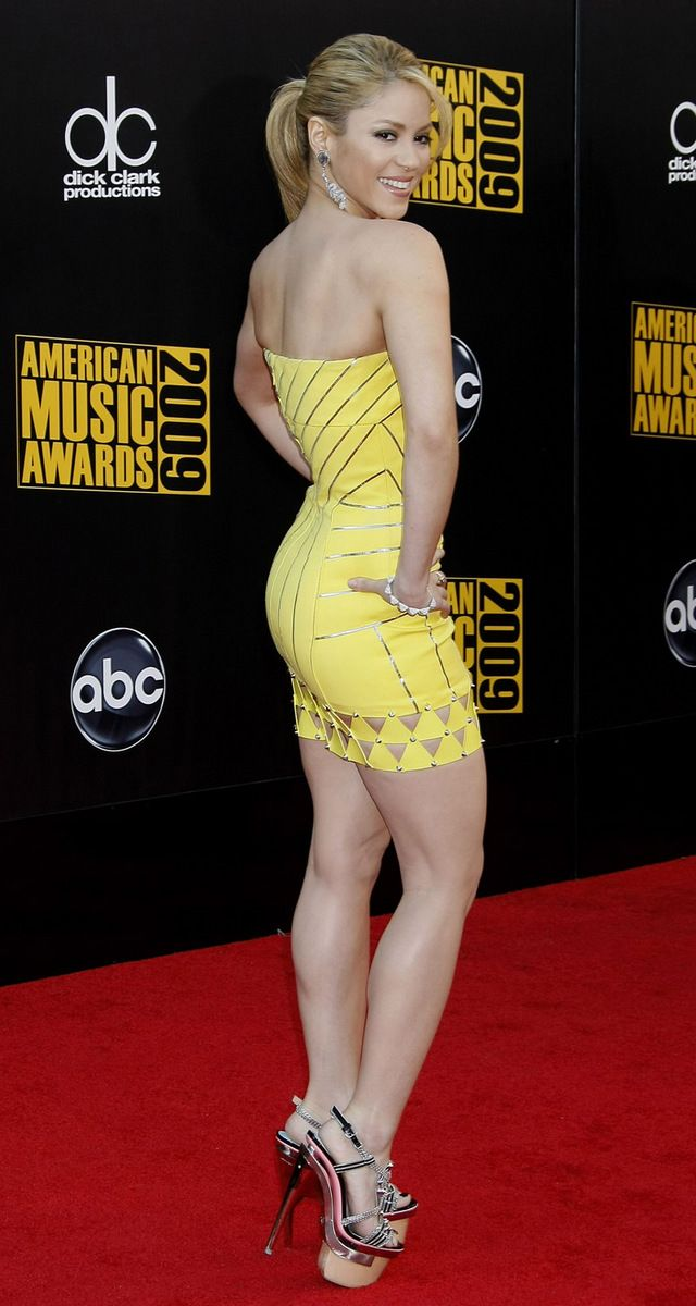 Opinion obvious. shakira yellow dress