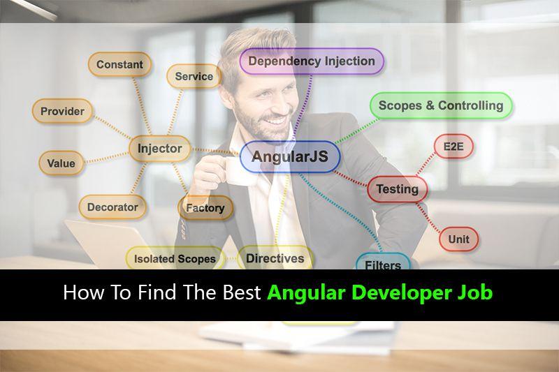 Angular developer job entry level jobs job development