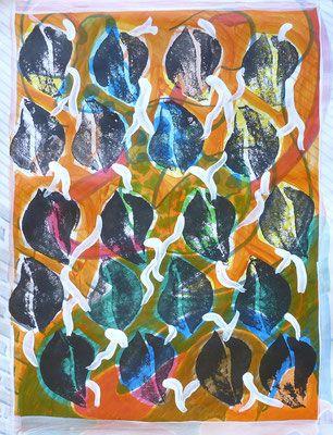 Künstler München Maler arbeiten abstrakte malerei heiko jänicke künstler maler in