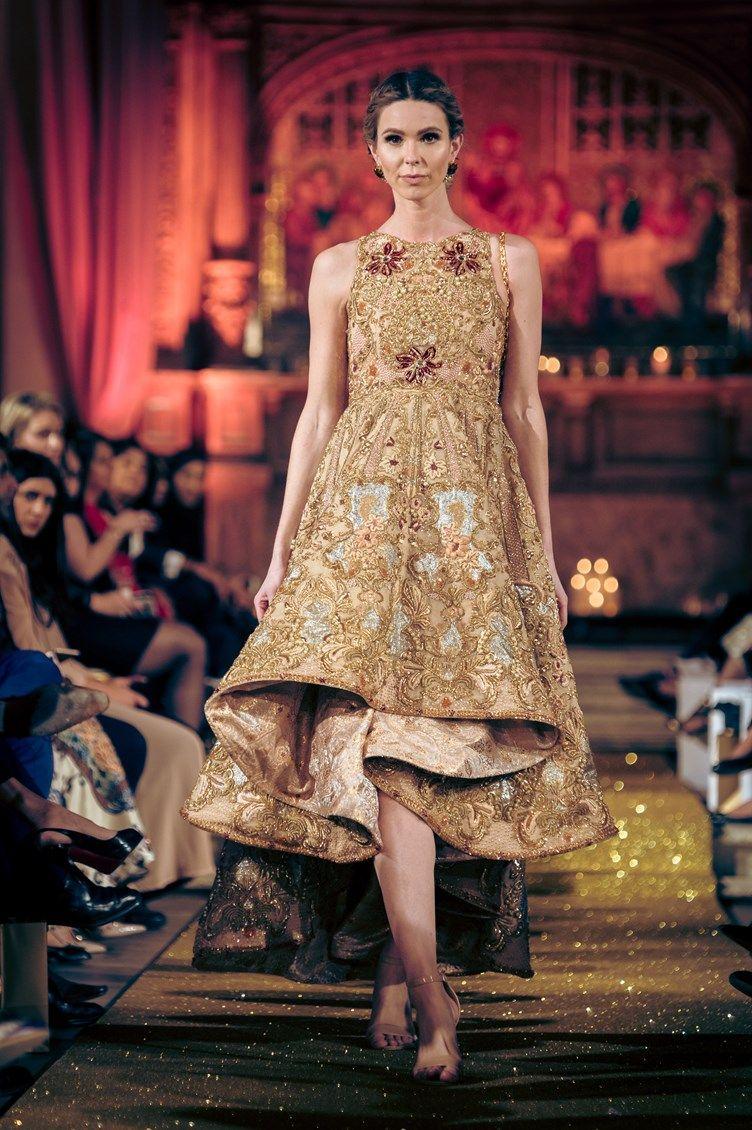 Tena durranius boho collection pakistani bridal fashion say